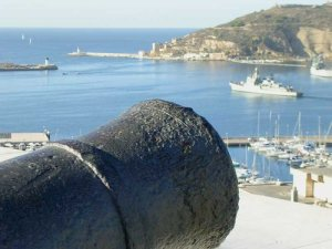 En Cartagena ya no disparan los cañones