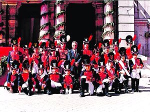 Agrupación juvenil de granaderos californios de Cartagena