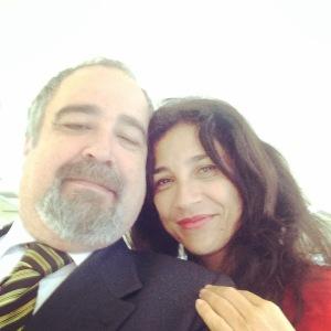 Selfie con Soraya Amrani Mekki