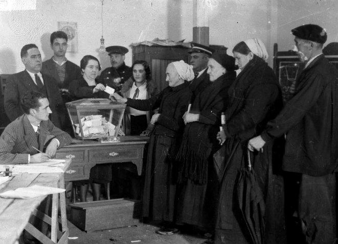 Elecciones en 1933