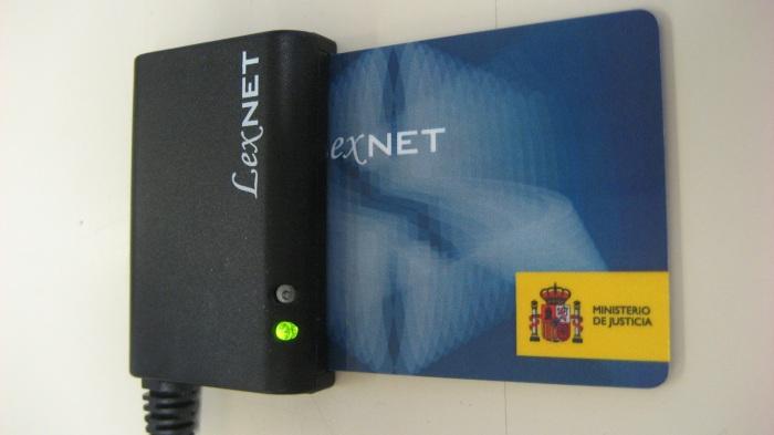 Tarjeta de Lexnet