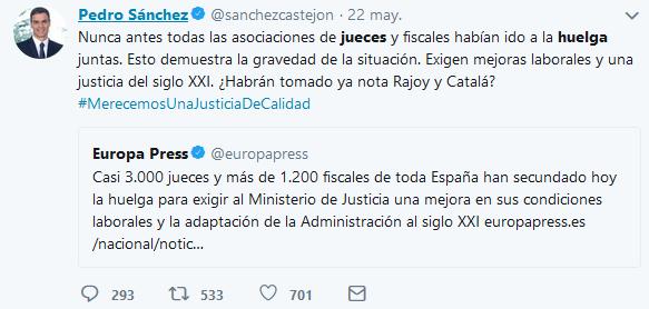 TuitPedroSanchez