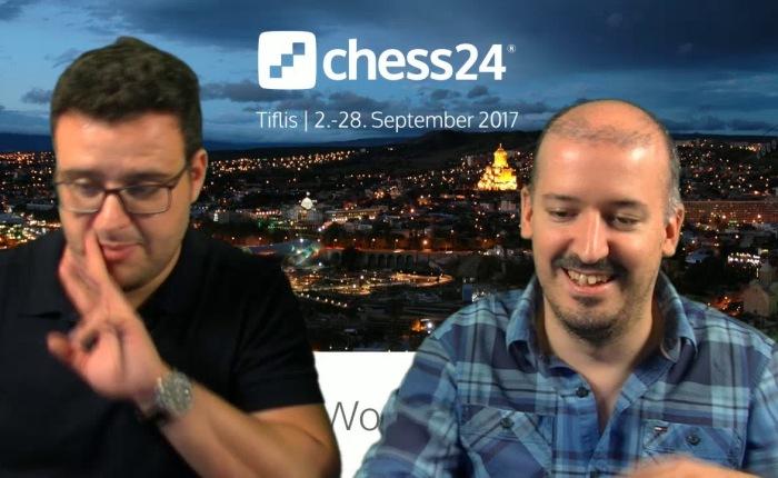 El ajedrez está de moda gracias a@Chess24