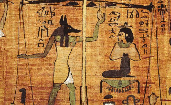 El bitcoin y el AntiguoEgipto